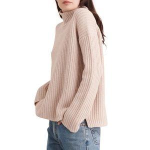 Alex Mill Seattle Merino Wool Cashmere Sweater
